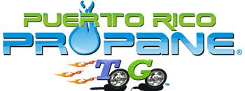 Puerto Rico Propane ToGo Logo